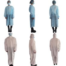 Disposable Isolation Medical Sterile Surgical Gown