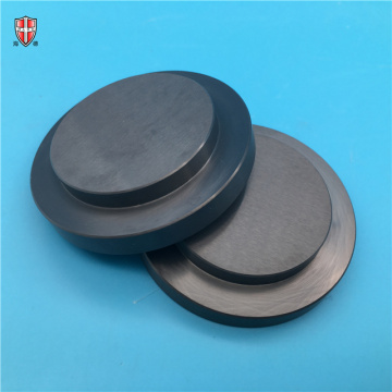 pressureless sintering Si3N4 ceramic cover case lid