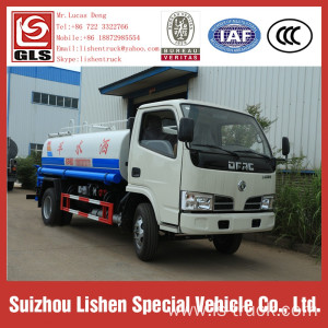 DFAC Water Trucks For Sale 4*2 Small Tanker