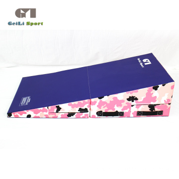 Colorful Soft Foam Incline Cheese Mat