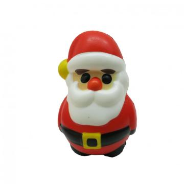 SQUISHY CHRISTMAS SANTA CLAUS TOY-0