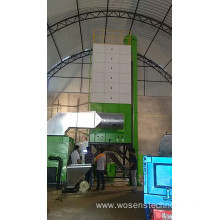 Good price vertical paddy dryer machine