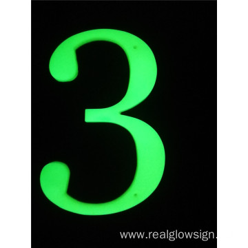 Realglow 3D Number 3