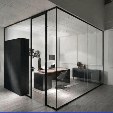 Tempered Glass Price m2 For Office Partition Wall