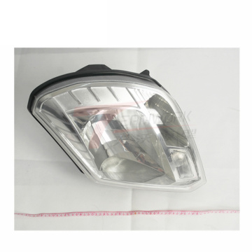 Auto Headlight Prototype Car HeadLamp Prototype Custom Parts