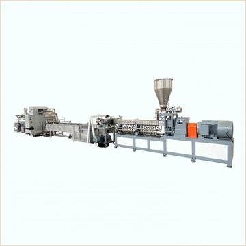 PP PE Plastic Masterbatch Compounding Twin Screw Extruder