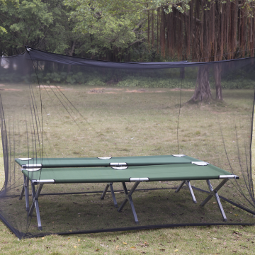 Outdoor STS Rectangle Double Bed Mosquito Net