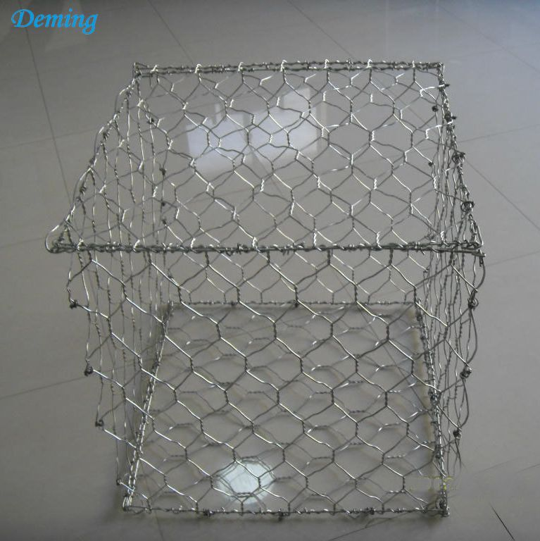 3.0mmRetaining Wall Anti Rust Salt for Gabion Price