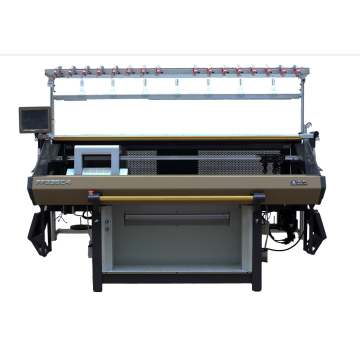 3D Flyknit Knitting Machine for Shoe Upper
