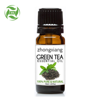 100% Pure Organic high quality Green Tea Oil