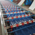 Hydraulic Glazed Tile Roofing Roll Forming Machine