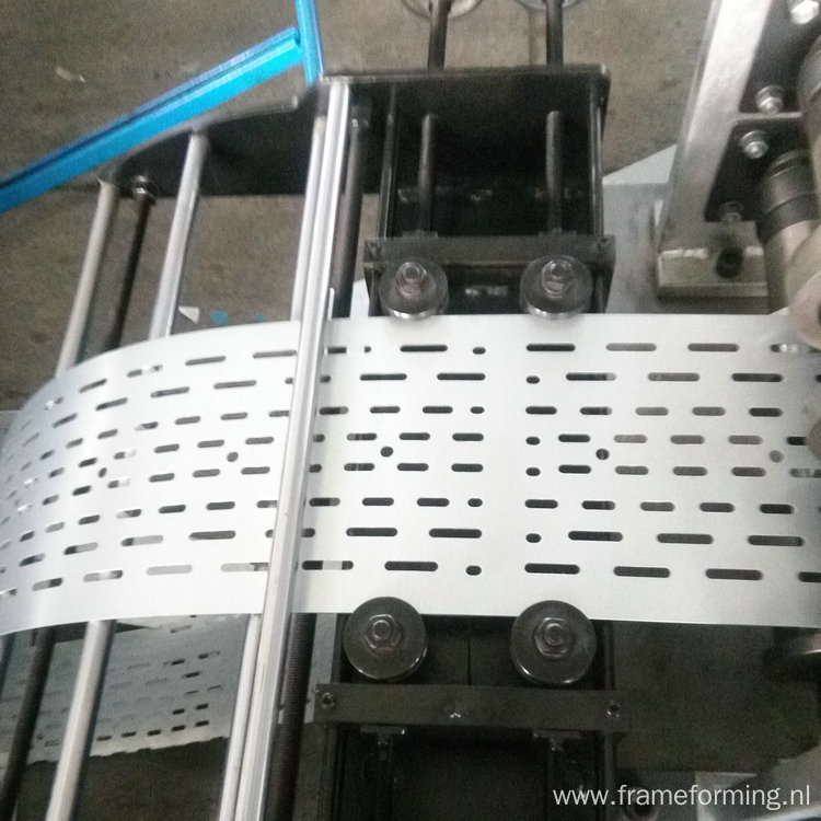 cable tray and trunking cold rolling