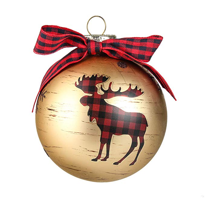 Deer Christams Ball