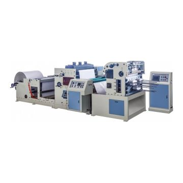 Paper Cup Printing Punching Machine