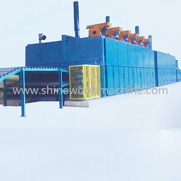 High Productivity Face Wood Veneer Dryer Line