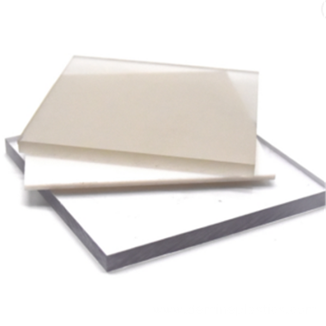 Plastic white sheet solid polycarbonate board