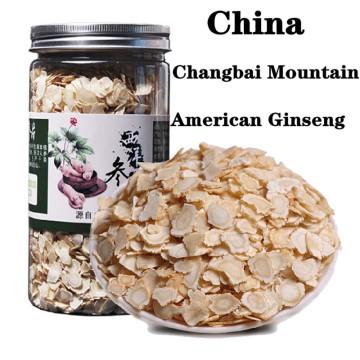 250g-500g Chinese Changbai Mountain American Ginseng Enhances Immunity and Enhances Memory, Xi Yang Shen, Good Quality