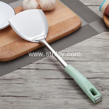 Stainless Steel Cooking Shovel Non-Slip Handle