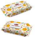 Sterile Non-woven Baby Wipes Eco Friendly