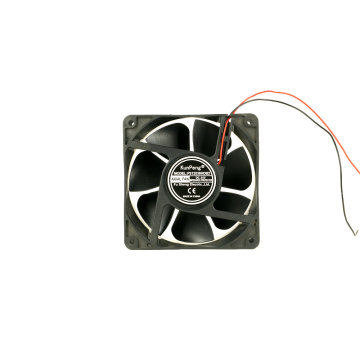 12V 24V 48V 4wires PWM DC Axial Fan 120mm 12038 Refrigerator Cooling Fan