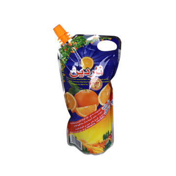 Stand Up Pouch with Spout Packaging Bag