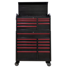 Top chest and roller cabinet