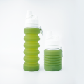 Sports Colorful Silicone Collapsible Water Bottle