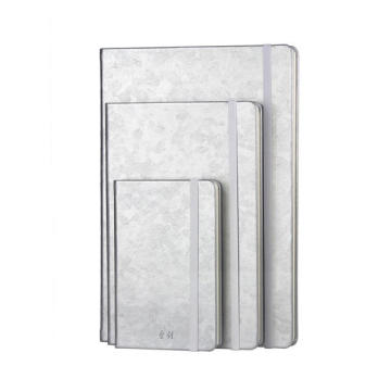 Industrial Style Pull-up PU Hardcover Best Paper Notebooks
