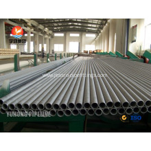 Duplex Steel Seamless Tube ASTM A789 UNS32750(2507/1.4410)