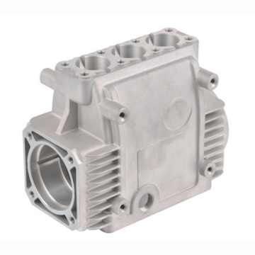 High Precision 5Axis CNC Machining Aluminum Auto Parts