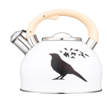 3.0L steel tea kettle