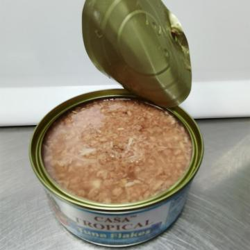 Canned Tuna Flakes In Brine Casa Tropical