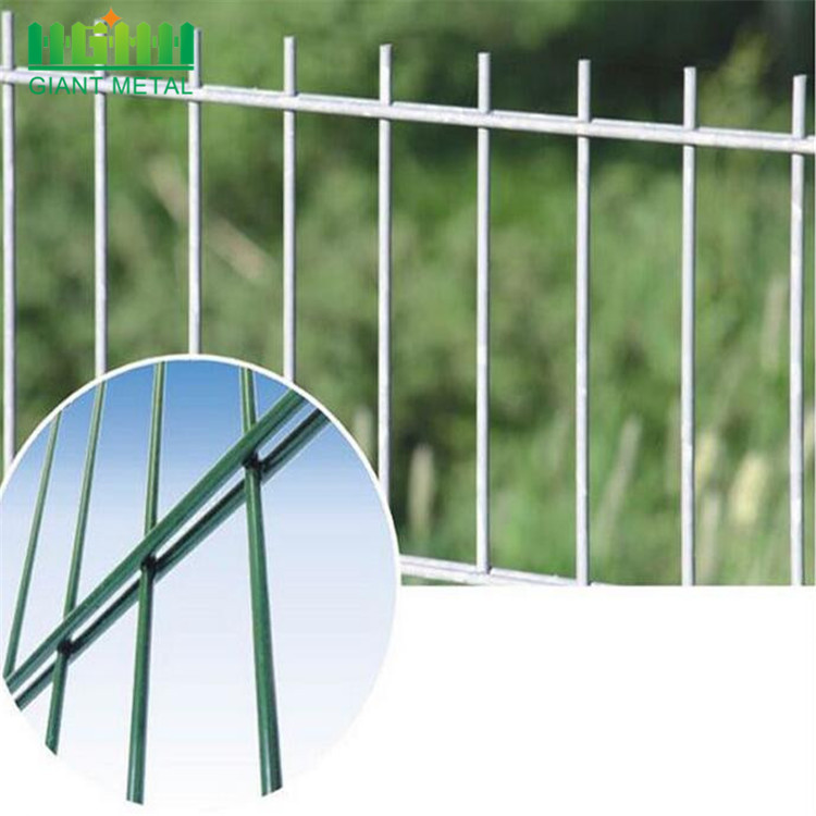 Security Double Horizontal Wire Mesh Fence for Sale