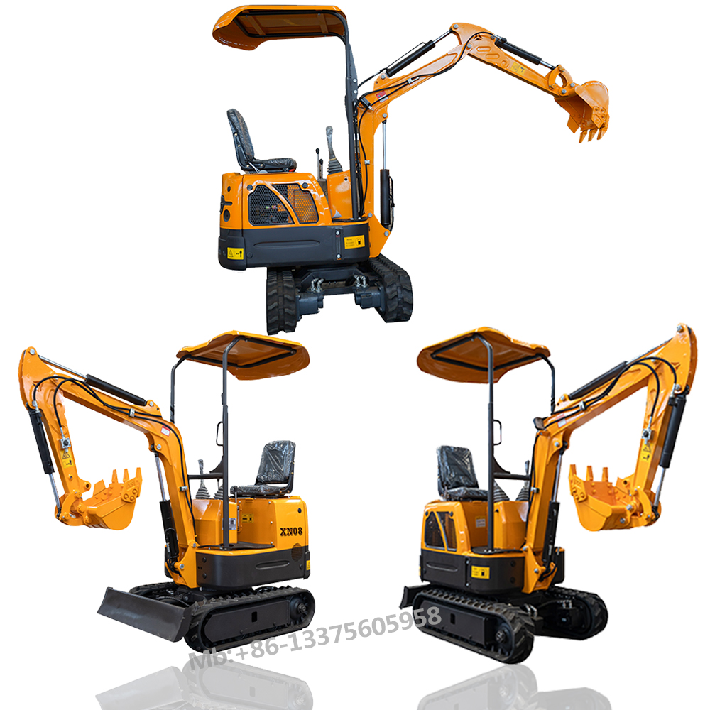 800kg excavator for sale