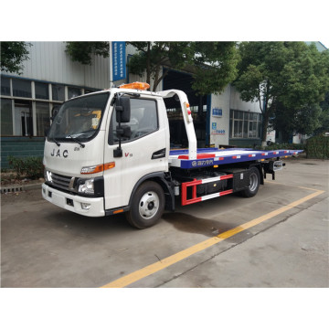 JAC 4x2 Light Duty Tow Trucks