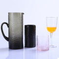 New Design Colorful Glass Set For Drinking