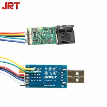 20m Small LiDAR Sensor USB Connection