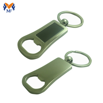 Metal Keychain Ring Bottle Opener Personalized