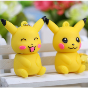 Cute Fancy Cartoon USB Flash Drive Pikachu