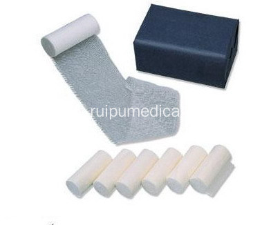 CE Medical Soft Cotton Absorbent WOW Gauze Bandage