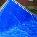 UV Treatment Tarpaulin for Roofing Cover