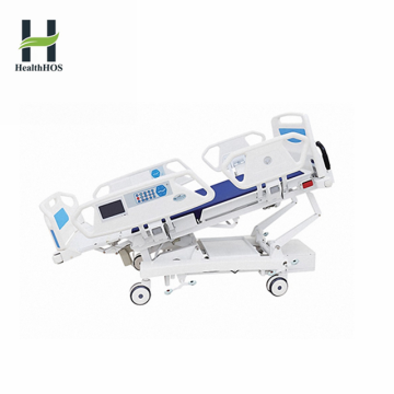 Eight function  ICU Intensive electric hospital bed for Patien