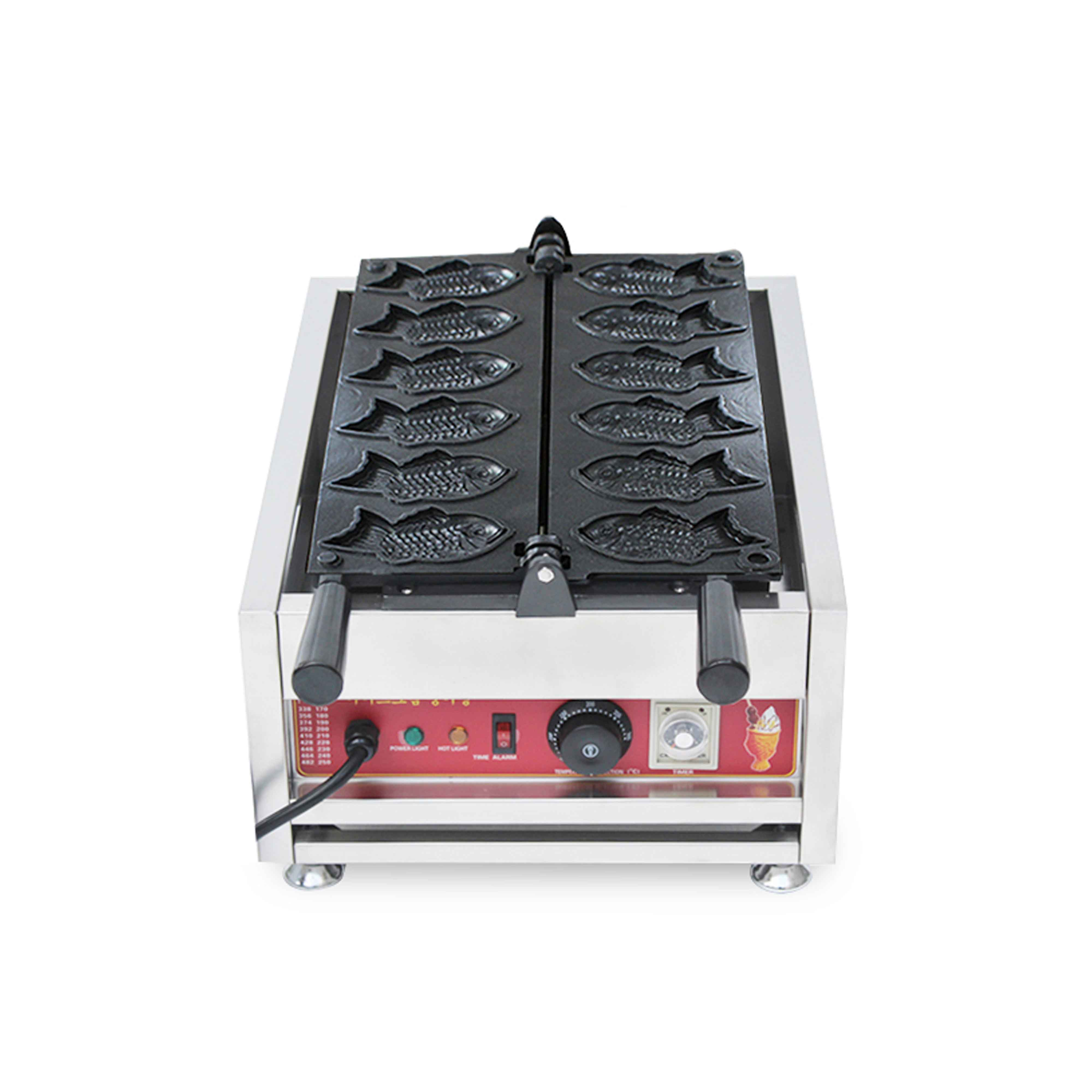 Commercial takoyaki machine