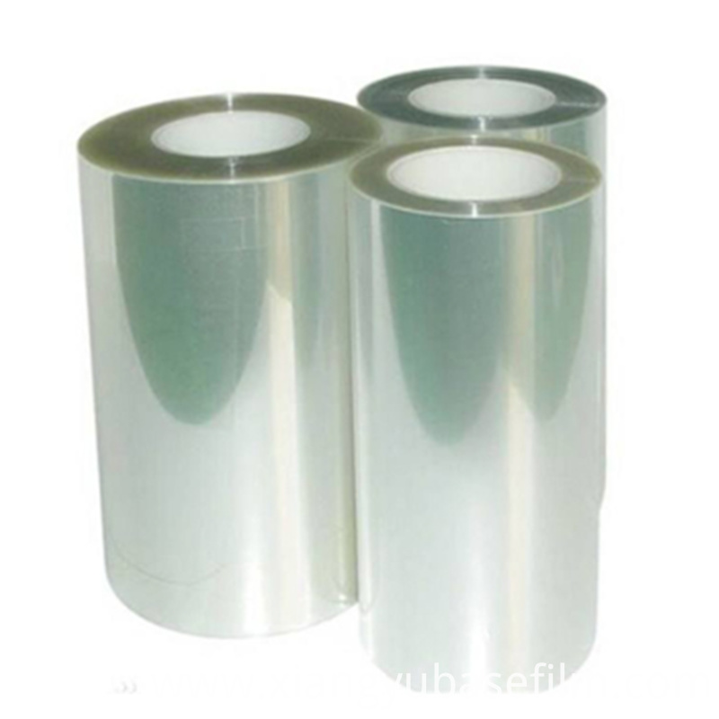 Transparent Bopet Film 2