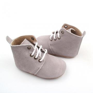 Leather Soft Sole walke Toddler shoes Ankle boots