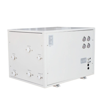 New Model of Ground Source Heat Pump