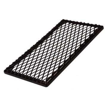 Rectangle shape grill grates