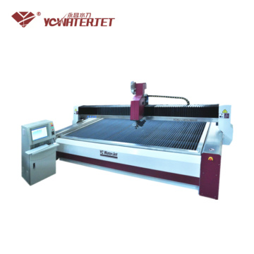 Metal  Water Jet Cutting Machine Stone Cutting