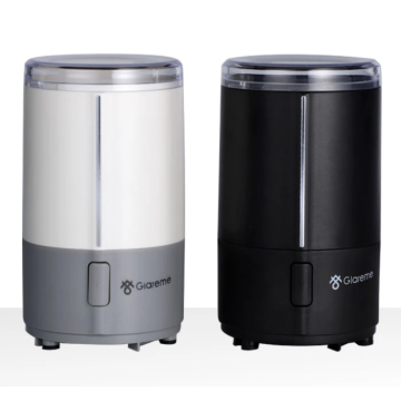 Portable electric coffee grinder for household use