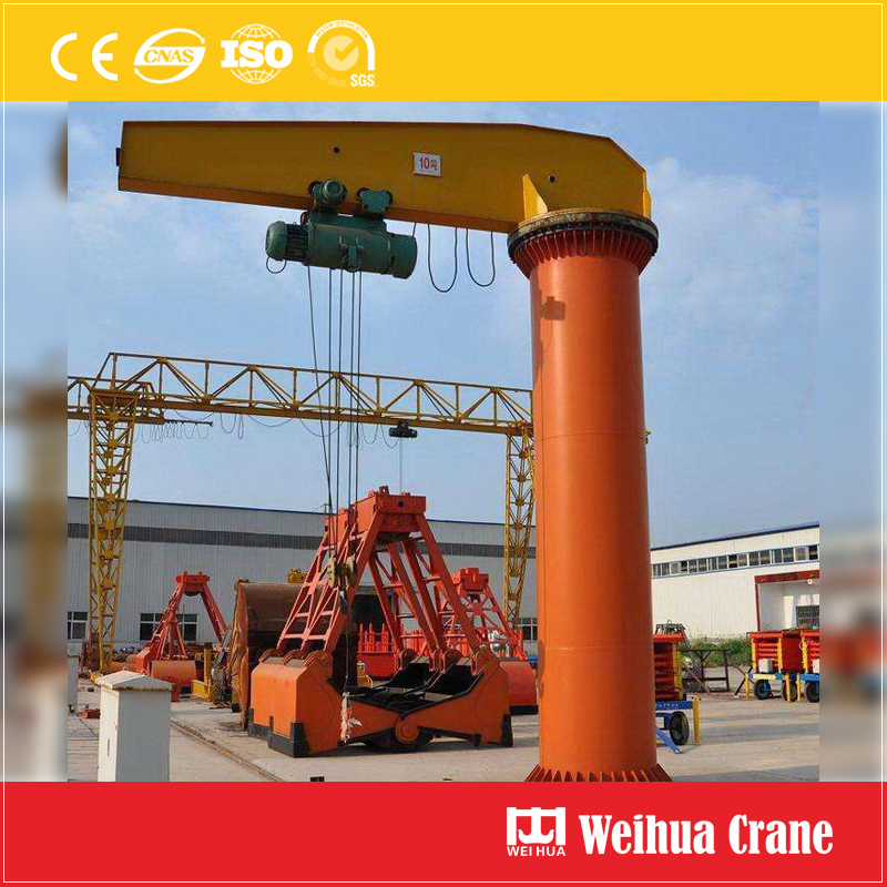 Heavy Duty Jib Crane 5t to16t